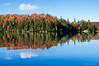 Canoe Lake reflections
