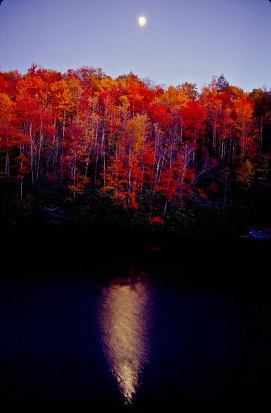 Fall Rising Moon