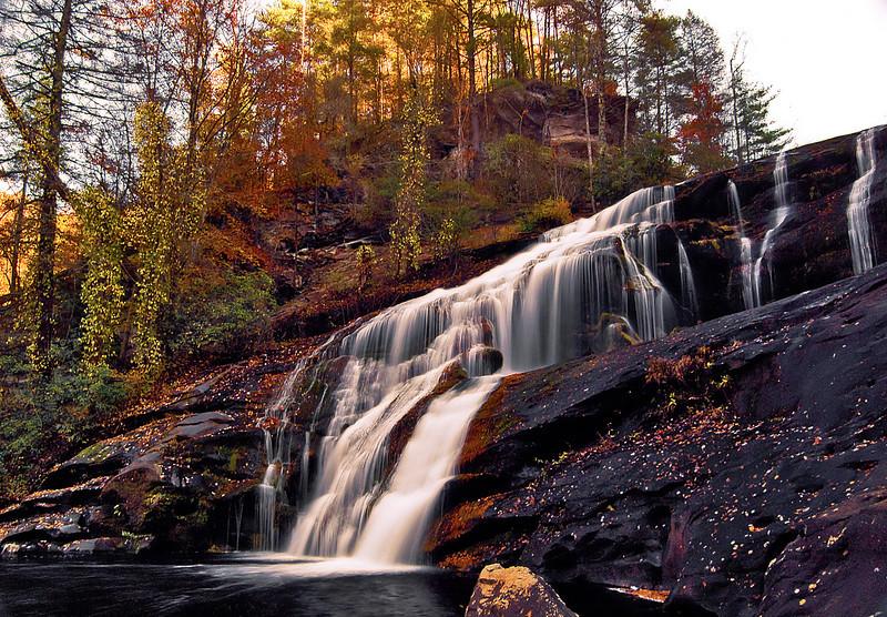 Bald River Falls TN