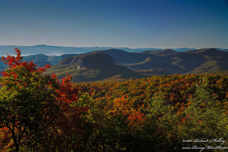Looking Glass Rock NC 2015-2