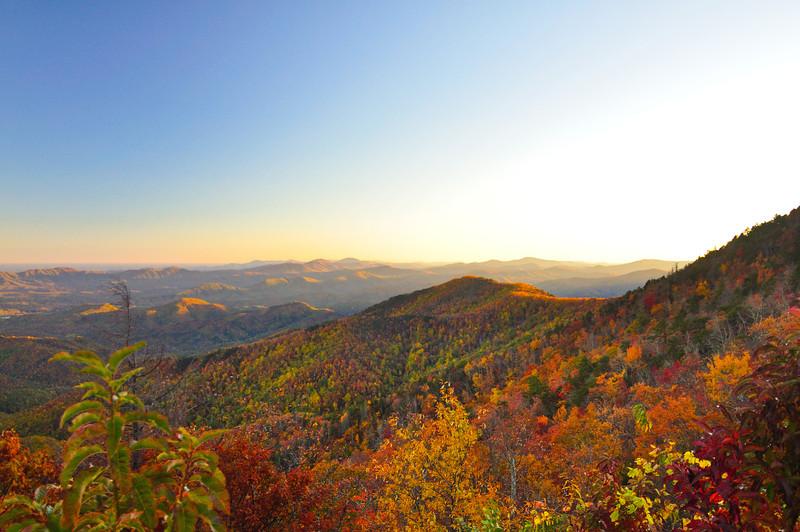 Off The Blueridge Mountains NC 2011