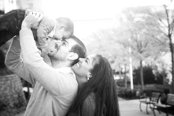 Leanila Baptiste Photography - DC Newborn Family Photographer - Baltimore MD Photography