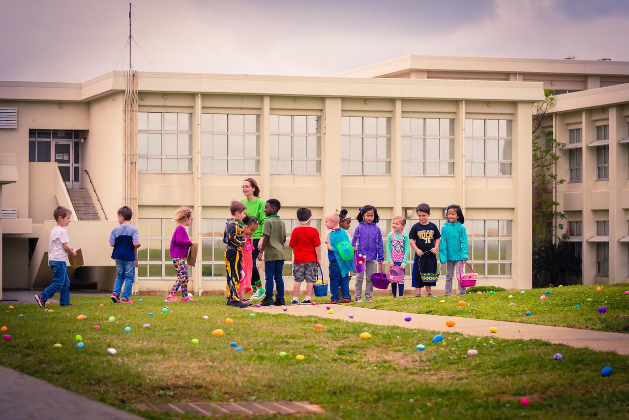 Ms. Lantz's Easter Egg Hunt