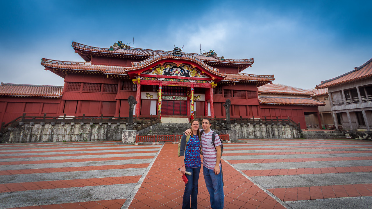 Shuri Castle Day Date