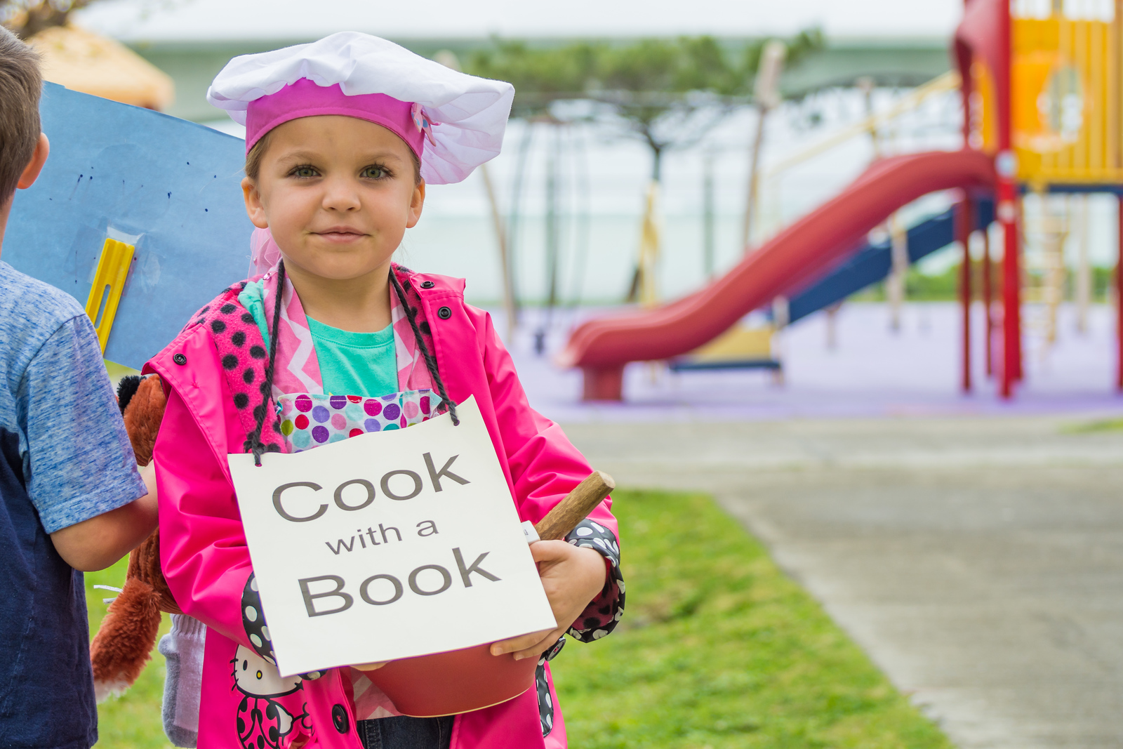 A Cook with a Book