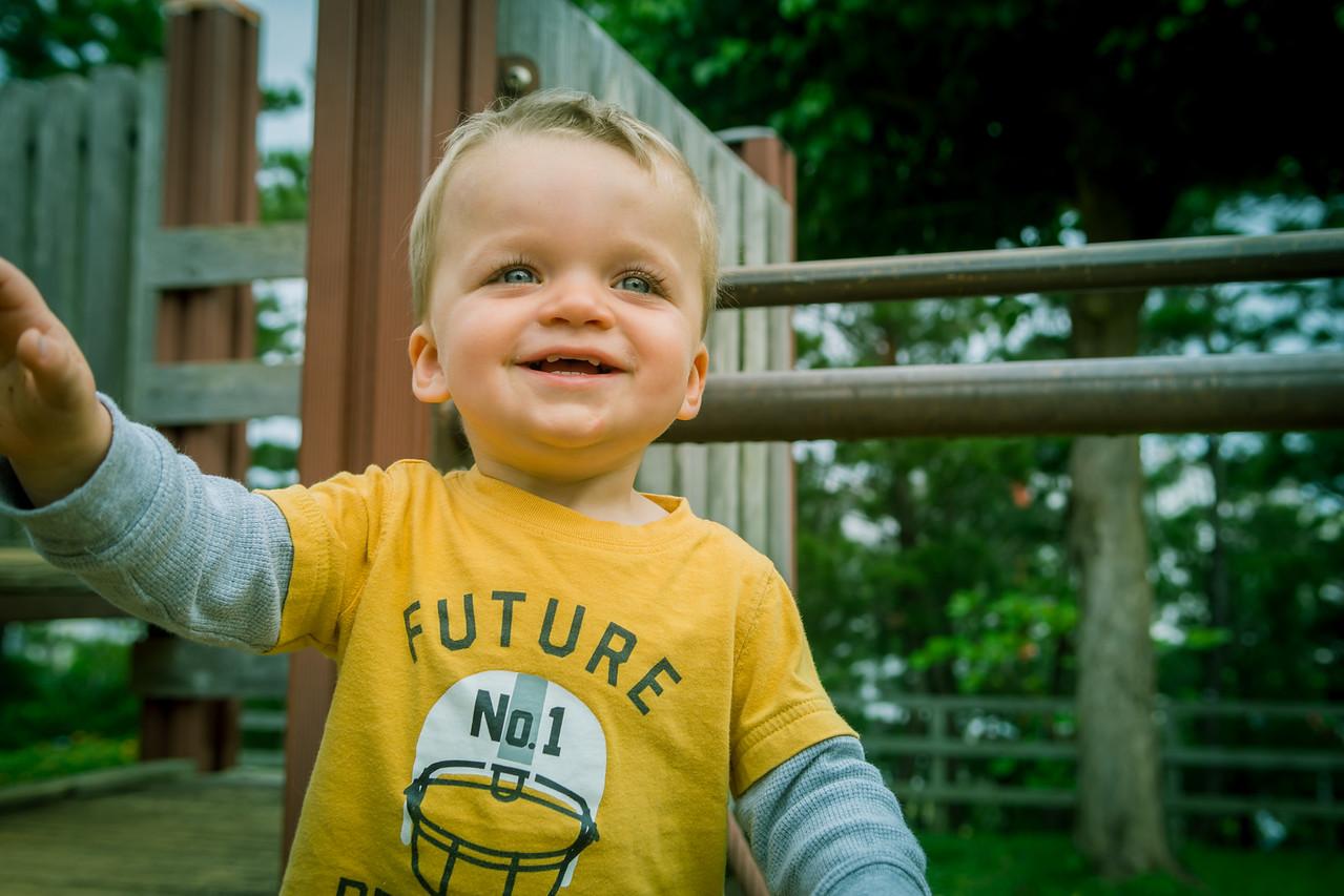 Hayden's Smile