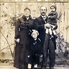 Huber Family Photo - 1915