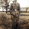 John Jr.  in his ROTC Uniform - Summer 1932