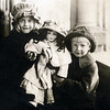 Muriel & John Jr. - 7 & 5 years old - Feb. 1919