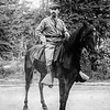 John Sr. on horseback in Grantwood, NJ - 1908