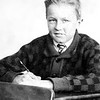 John Jr. in 3rd grade - Age 9 - 1923