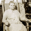 Great grandmother Marin age 82 - circa 1930