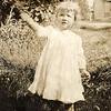 Muriel Iris Huber in Grantwood circa 1915