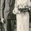 Muriel & Len's wedding day - Sept. 5, 1934