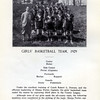 Haverstraw 1929 Varsity Basketball Team  with Muriel