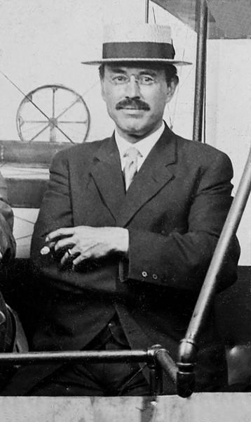 John Sr. at Coney Island - c. 1905