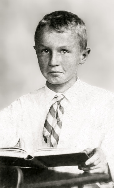John Jr. - Age 10 - 1925