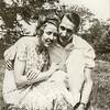 Muriel & Len - Summer 1932
