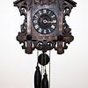 John Sr.'s restored German cuckoo clock circa 1911