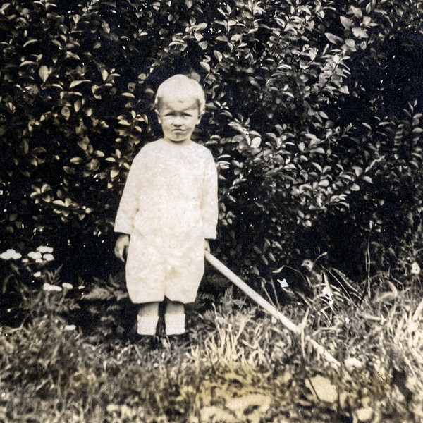 John Jr. at 28 months - 1916
