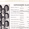 John Jr.'s Class Photo 1933 - University of Alabama