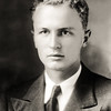 John Jr.'s photo in Alabama yearbook - 1933