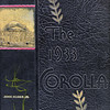 1933 Corolla Yearbook - University of Alabama