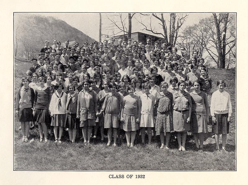 Haverstraw High - Class of 1932