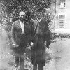 John Sr. & Jr. - Graduation from UoA - June 1935