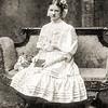 Florence Ahrenholz at age 14 - Edmunde's sister - 1905