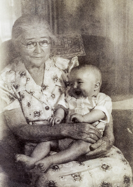 Delia Neighmond nee Forde - Great Grandmother - March 1944