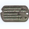 Dad's Army Dog Tag