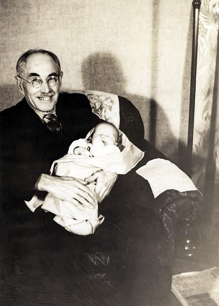 John Sr. & Robert - December 19, 1941