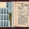 Muriel's World War II Ration Book