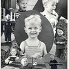 Roger collage ages 1 - 4 (1938-1942)