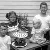 Barry's 1st Birthday with Robert, Greg, Helen & Sonny Bender