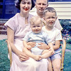 Family photo - Summer 1953