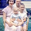 Family photo - Summer 1953