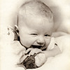 Barry's professional baby photo - 1952