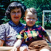 Mom & Greg - June 1952