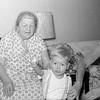 Grandma, Barry & Mom