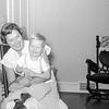 Mom & Barry - 1954