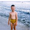 Greg in Bay Head - 1954