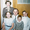 Sonny Bender 1st Communion - April 1955