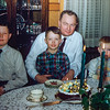 Greg's 7th Birthday - March 23, 1955