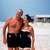 Dad & Mom - Lavallette 1955