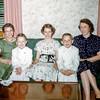 Greg & Sonny's 1st Communion Party - April 1955