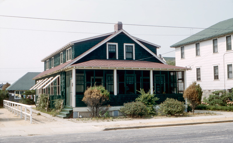 24 Brown Ave. our rental house in Lavallette - 1957
