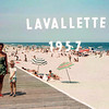 Lavallette vacation - 1957