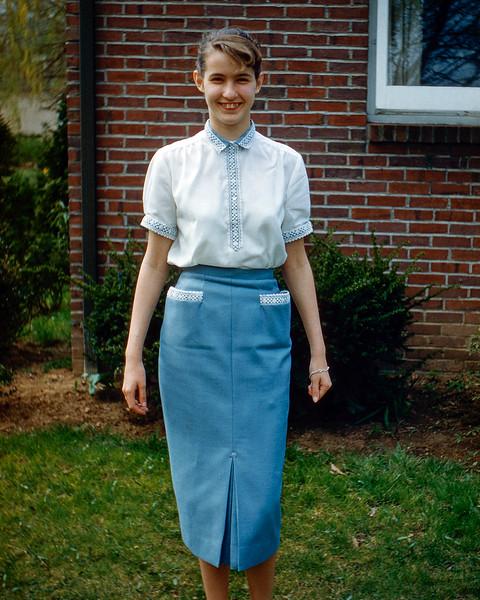 Nancy - April 1957